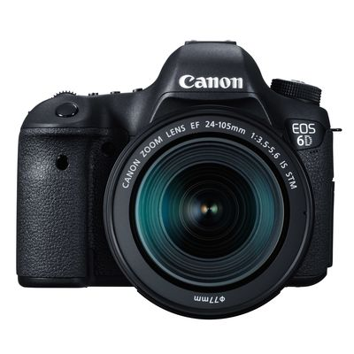 Canon EOS 6D, EF 3,5-5,6/24-105 IS STM
