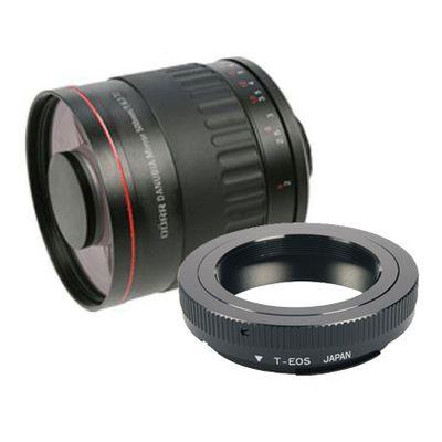 Für weitere Info hier klicken. Artikel: Danubia Spiegel-Tele 500mm f/6,3 Canon EF