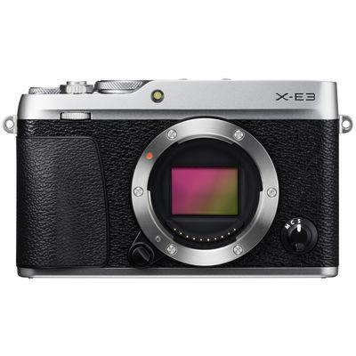 Fujifilm X-E3 silber-schwarz