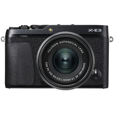 Fujifilm X-E3 + XC15-45mm schwarz