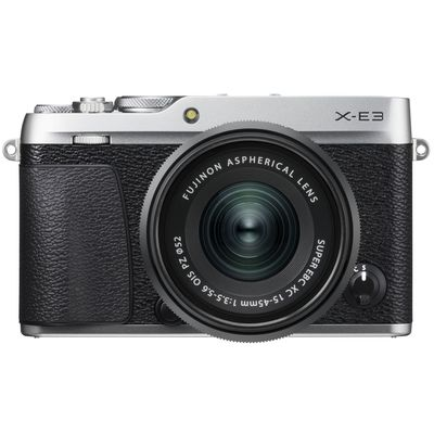 Fujifilm X-E3 + XC15-45mm silber