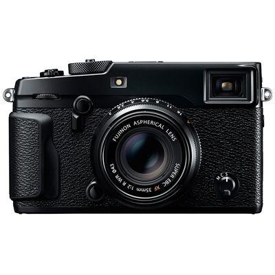 Fujifilm X-Pro 2 + 2,0/35 XF WR schwarz