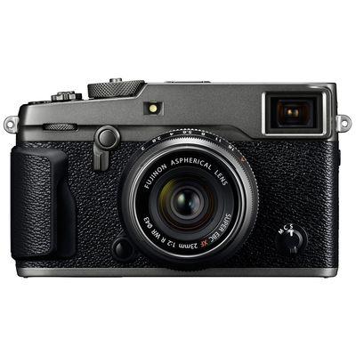 Fujifilm X-Pro 2 + XF 2,0/23 mm graphit