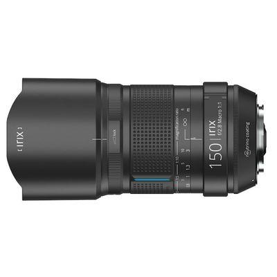 Für weitere Info hier klicken. Artikel: Irix 150mm f/2.8 Macro 1:1 Dragonfly Nikon FX