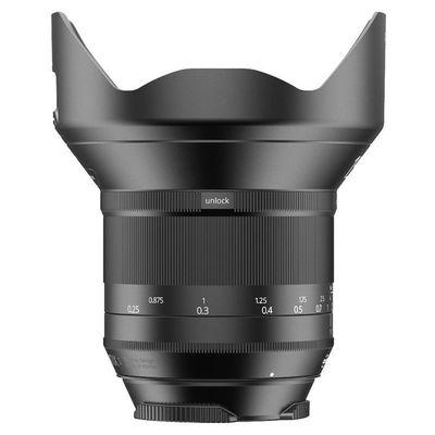 Für weitere Info hier klicken. Artikel: Irix 15mm f/2.4 Blackstone Canon EF