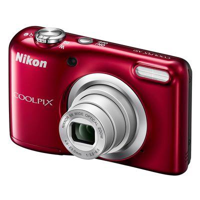 Nikon Coolpix A 10 inkl. Tasche rot