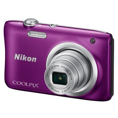 Nikon Coolpix A 100 violett