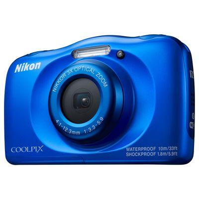 Nikon Coolpix W100 blau