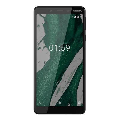 Nokia 1 Plus 8 GB Dual SIM Smartphone schwarz