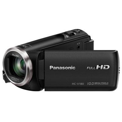 Panasonic HC-V 180 schwarz