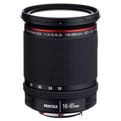 Pentax DA 16-85mm f/3,5-5,6 HD ED DC WR Pentax K