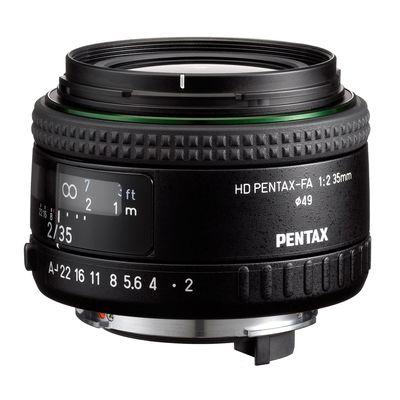Pentax FA 35mm f/2,0 AL Pentax K Vollformat
