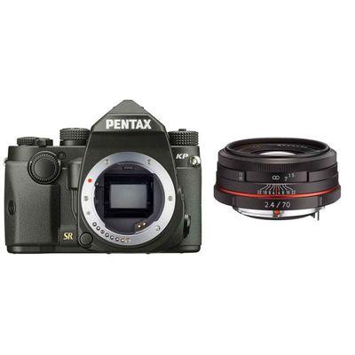 Pentax KP,DA 2,8/ 70 HD schwarz