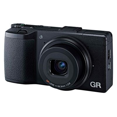 Ricoh GR II schwarz