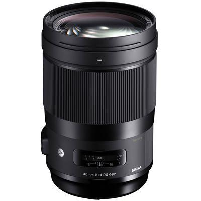 Sigma 40mm f/1.4 DG HSM A Nikon FX