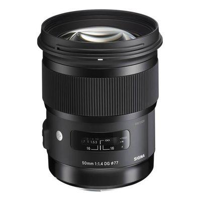 Sigma AF 50mm f/1,4 DG HSM A Canon EF