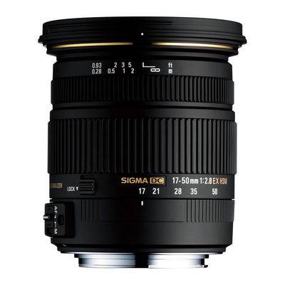 Sigma AF 2,8/17-50 EX DC OS HSM Canon EF-S