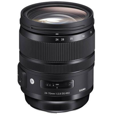 Sigma AF 2,8/ 24-70 DG OS A Canon EF