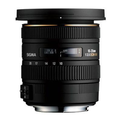 Sigma AF 10-20mm f/3,5 EX DC HSM Nikon DX