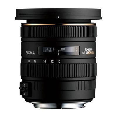 Sigma AF 10-20mm f/3,5 EX DC HSM Pentax K