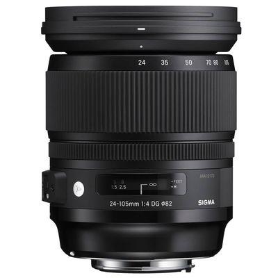 Sigma AF 24-105mm f/4 DG OS HSM A Canon EF