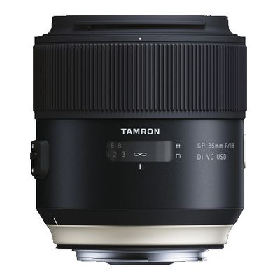 Tamron SP 85mm f/1,8 DI USD Sony A-Mount Vollformat