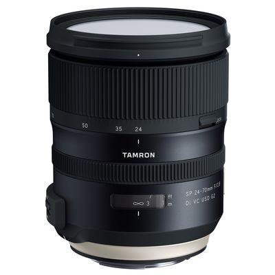 Tamron SP 24-70mm f/2,8 Di VC USD G2 Canon EF