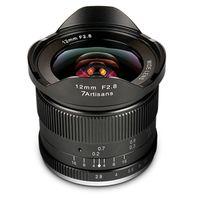Für weitere Info hier klicken. Artikel: 7Artisans 12mm f/2,8 Micro Four Thirds