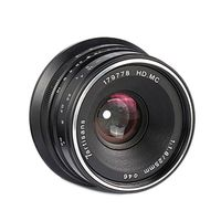 Für weitere Info hier klicken. Artikel: 7Artisans 25mm f/1,8 Canon EF-M
