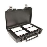 Für weitere Info hier klicken. Artikel: Aputure AL-MC 4-Light Travel Kit