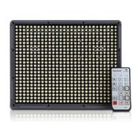 Für weitere Info hier klicken. Artikel: Amaran Wireless remote LED video light spot 5500K HR672S