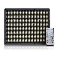 Für weitere Info hier klicken. Artikel: Aputure Wireless remote LED video light spot 5500K HR672S