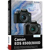 Für weitere Info hier klicken. Artikel: Buch Canon EOS 850D / 800D