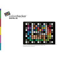Für weitere Info hier klicken. Artikel: Calibrite ColorChecker Digital SG, Kalibrierung Farb Target
