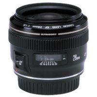 Zum Vergrößern hier klicken. Artikel: Canon EF 1,8/28 USM Canon EF