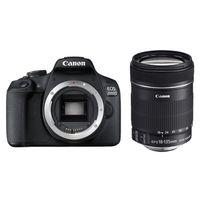 Zum Vergrößern hier klicken. Artikel: Canon EOS 2000D, EF-S 3,5-5,6/18-135 IS