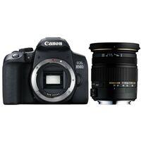 Für weitere Info hier klicken. Artikel: Canon EOS 850D + Sigma AF 17-50mm f/2,8 EX DC OS HSM