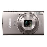Zum Vergrößern hier klicken. Artikel: Canon Ixus 285 HS silber
