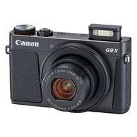 Zum Vergrößern hier klicken. Artikel: Canon PowerShot G9X Mark II schwarz