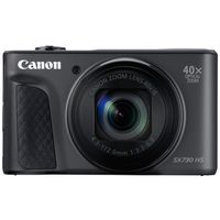 Zum Vergrößern hier klicken. Artikel: Canon PowerShot SX730 HS schwarz