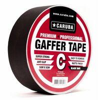 Für weitere Info hier klicken. Artikel: Caruba Gaffer Tape schwarz 50m x 5cm