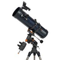 Für weitere Info hier klicken. Artikel: Celestron AstroMaster 130 EQ-MD mit Nachführmotor Newton