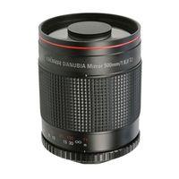 Zum Vergrößern hier klicken. Artikel: Dörr Spiegel-Tele 500mm f/8,0 T2
