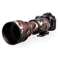Für weitere Info hier klicken. Artikel: EasyCover Lens Oak Objektivschutz für Sigma 150-600mm f/5-6.3 DG OS HSM Contemporary grün-camouflage