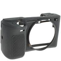 Für weitere Info hier klicken. Artikel: EasyCover Silikon-Schutzhülle für Sony Alpha a6000, a6100, a6300, a6400 - maßgefertigt schwarz