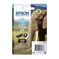 Für weitere Info hier klicken. Artikel: Epson T24 light cyan