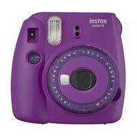 Für weitere Info hier klicken. Artikel: Fujifilm Instax mini 9 limited edition Sofortbildkamera clear purple
