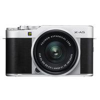 Zum Vergrößern hier klicken. Artikel: Fujifilm X-A5, XC 15-45 OIS PZ silber