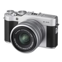 Fujifilm X-A5, XC 15-45 OIS PZ silber