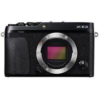 Zum Vergrößern hier klicken. Artikel: Fujifilm X-E3 schwarz